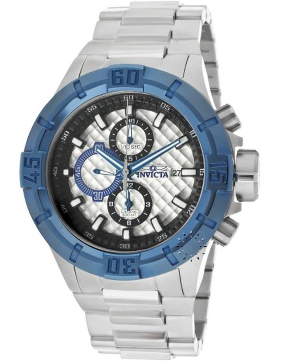 invicta pro diver stainless steel bracelet chronobox