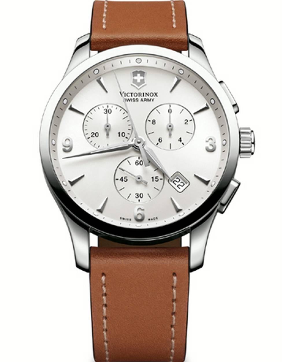 Victorinox Swiss Army Watch Leather Band